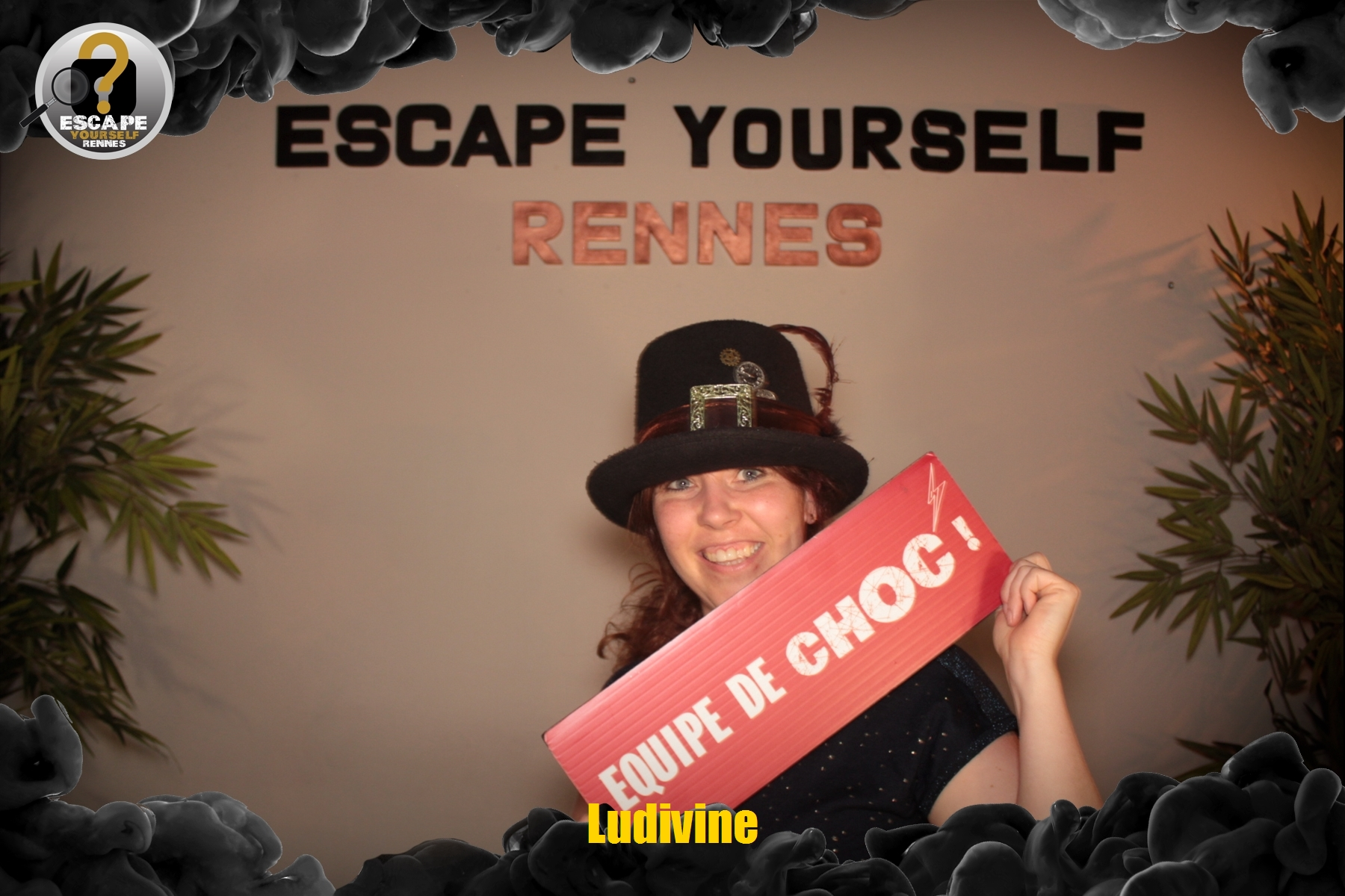 Ludivine Escape Yourself